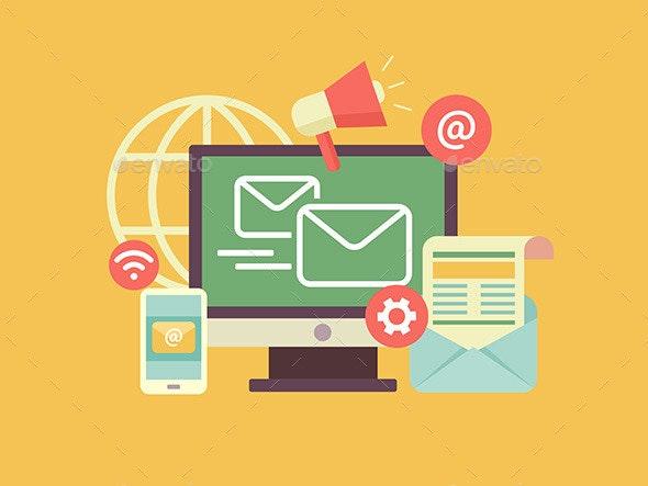 Email Marketing - Web Technology