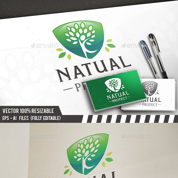 Natural Protect Logo