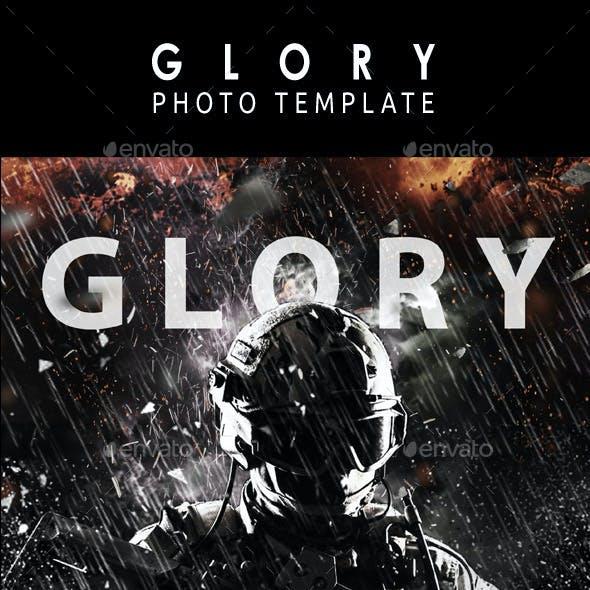 Glory Photo Template