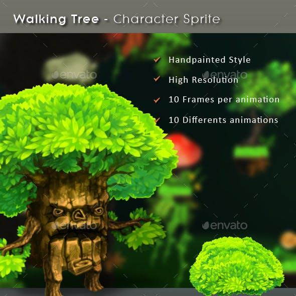 Walking Tree - Character Sprite