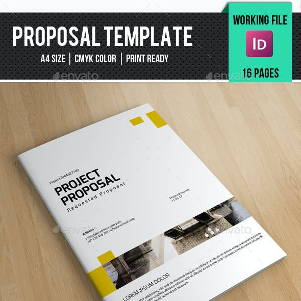 Business Project Proposal Template-V280