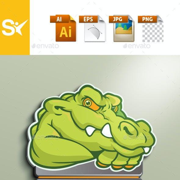 Gator Hosting Logo