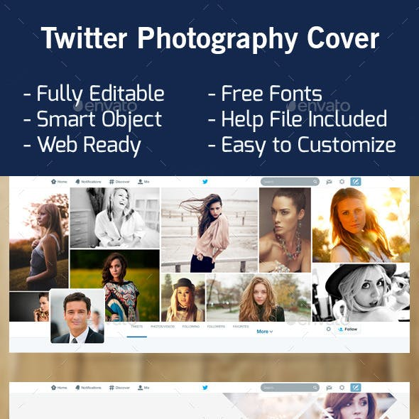 Photography Twitter Cover