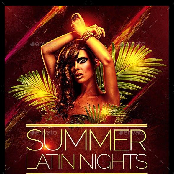 Summer Latin Nights