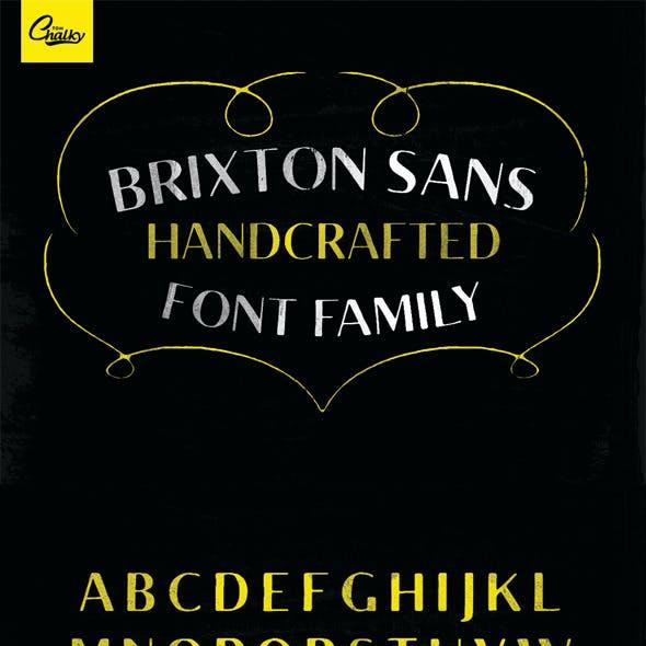 Brixton Sans