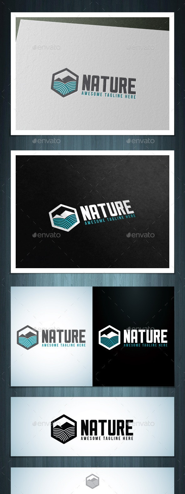 Nature - Vector Abstract