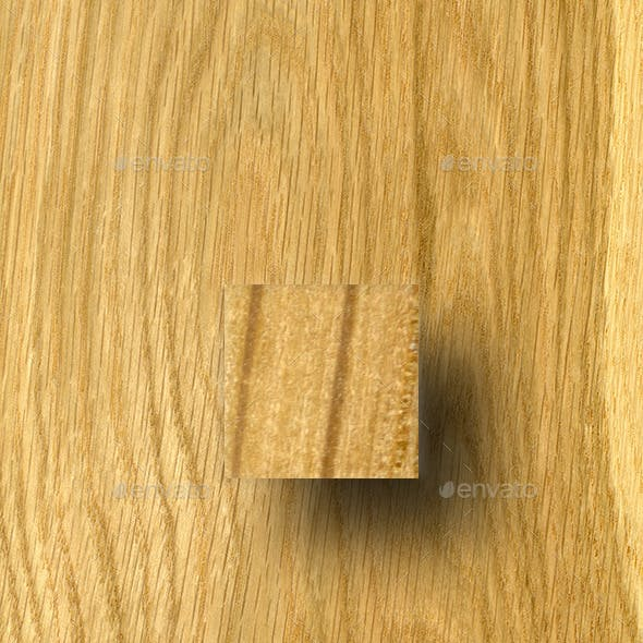 Crown Cut Oak Wood Texture