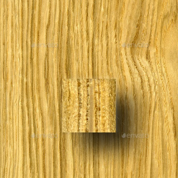 Red Oak Wood Texture