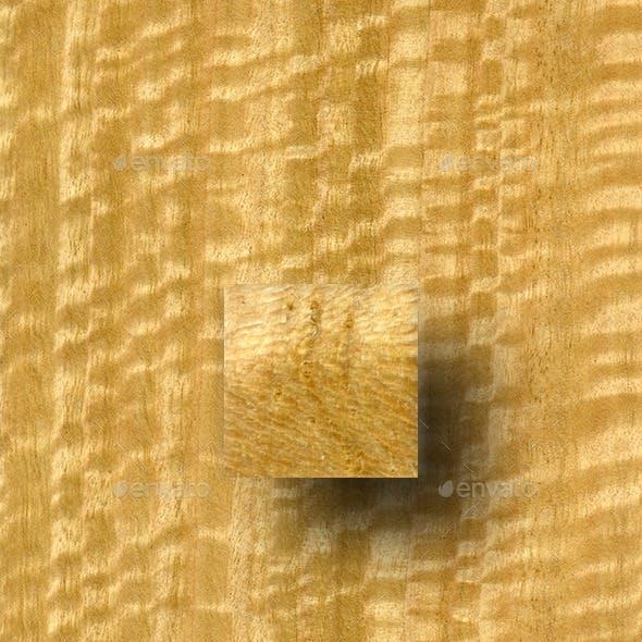 Figured Eucalyptus Wood Texture
