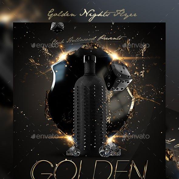 Golden Nights Flyer