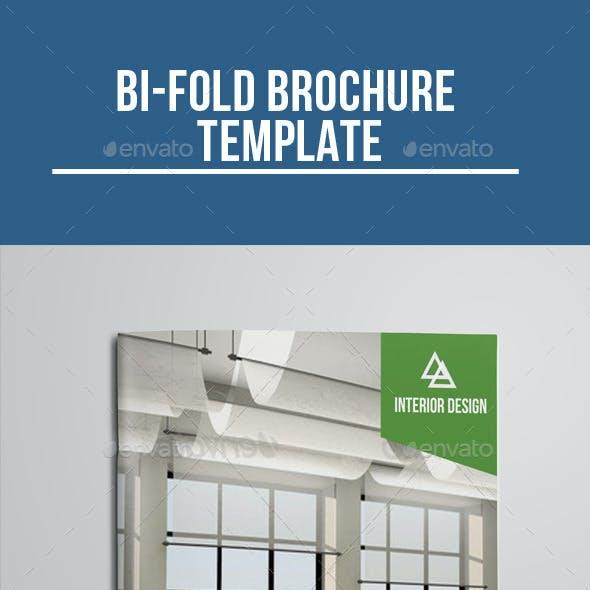 Bi-Fold Interior Brochure