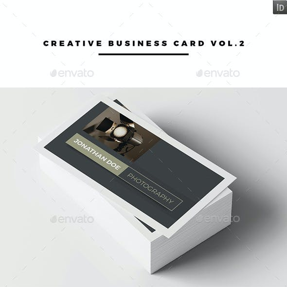 Creative Business Card Vol.3