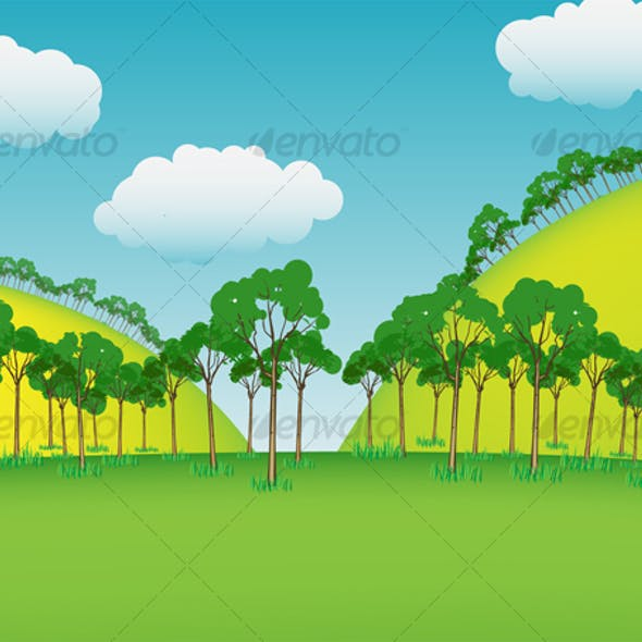 Cartoon Background 1