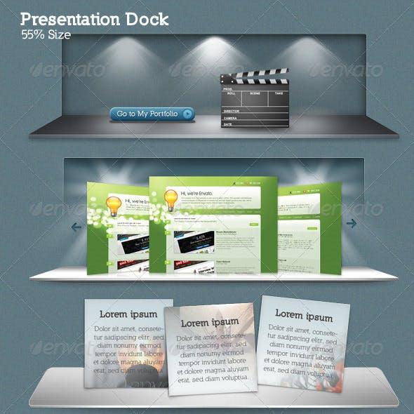 Presentation Dock