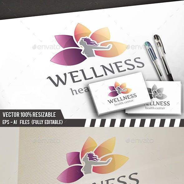 Lotus Wellness Logo