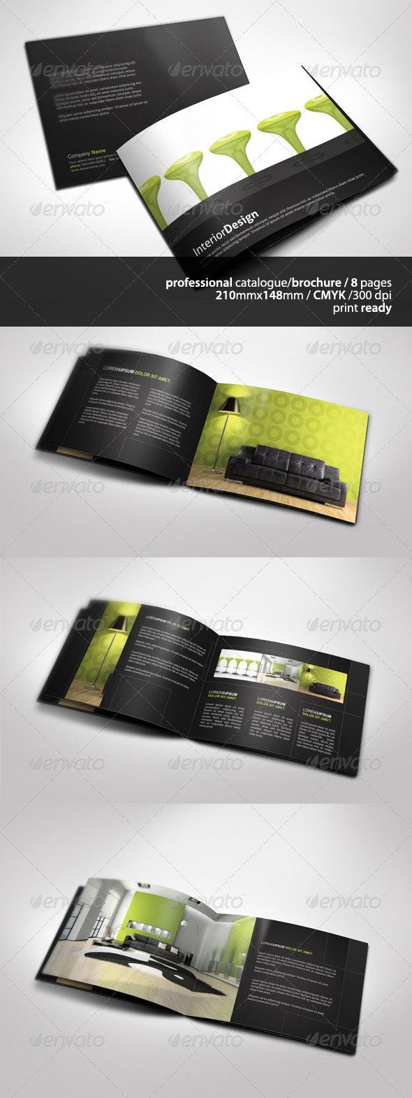 A5 Brochure / Catalogue - Catalogs Brochures