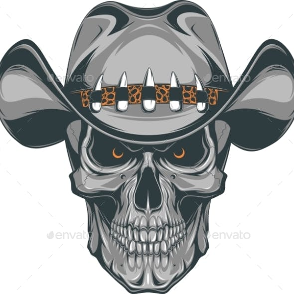 Skull Cowboy