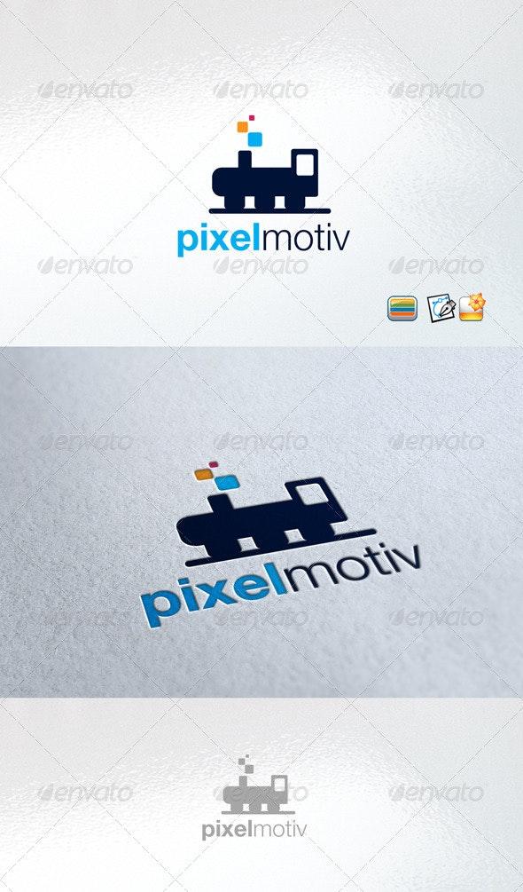 PixelMotiv - Objects Logo Templates