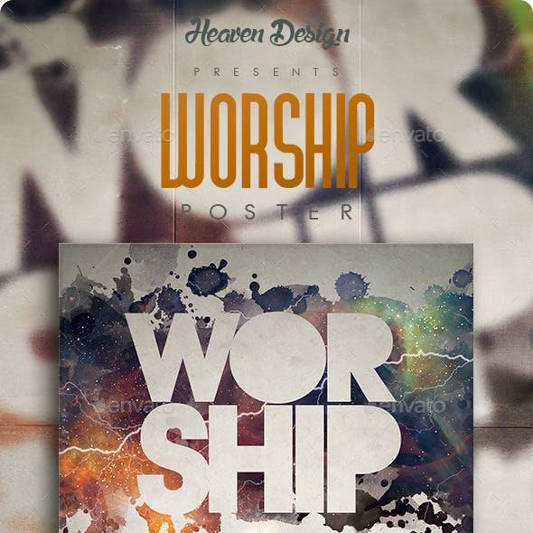 Worship | Poster