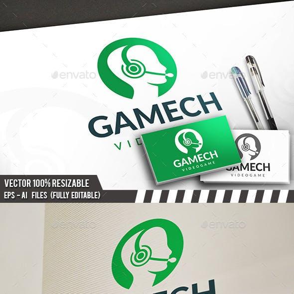 Game Chat Logo