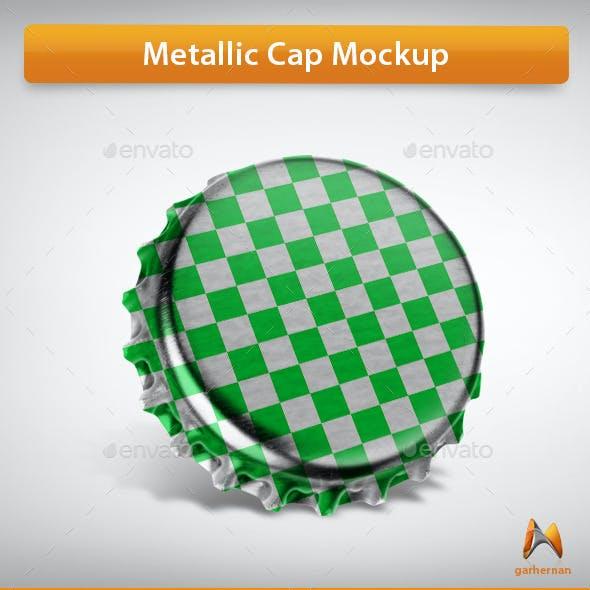 Metallic Cap Mockups