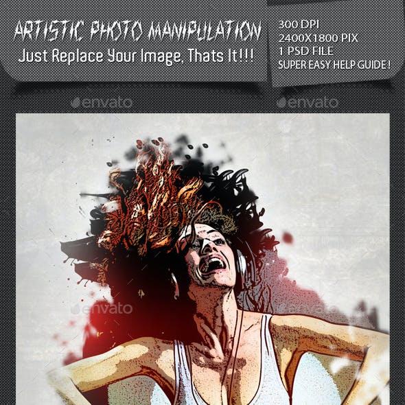 Artistic Photo Manipulation