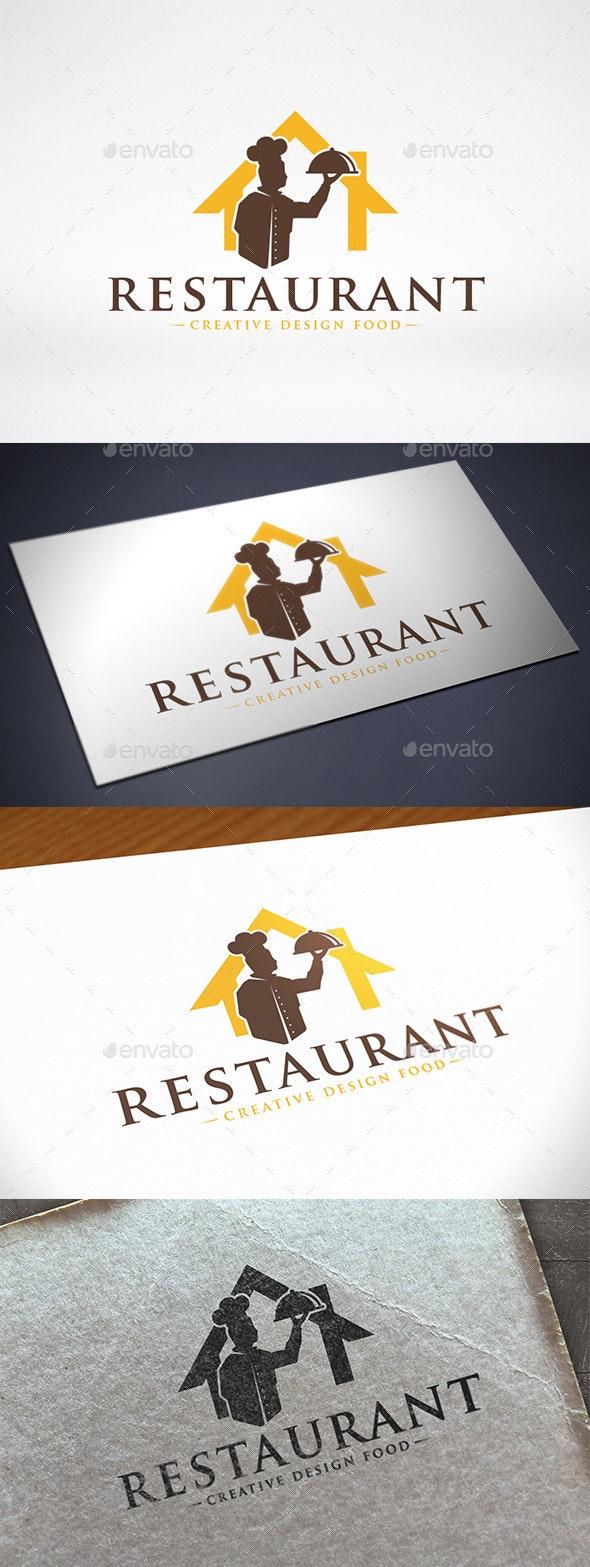 Restaurant Logo Template - Restaurant Logo Templates