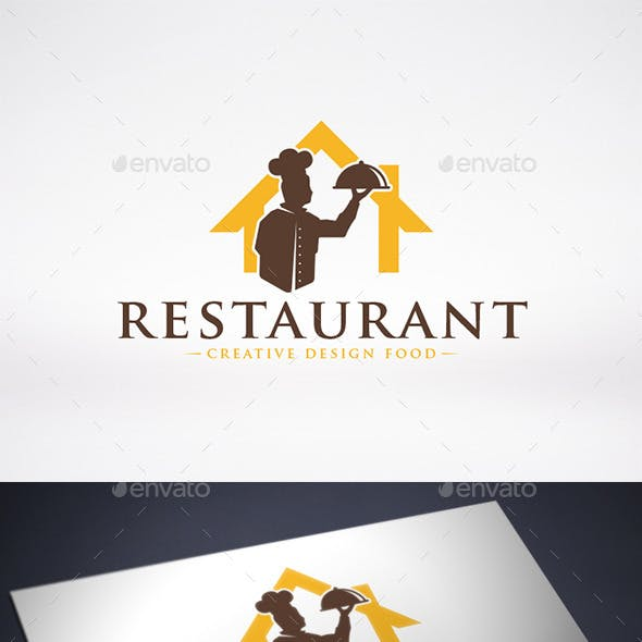 Restaurant Logo Template