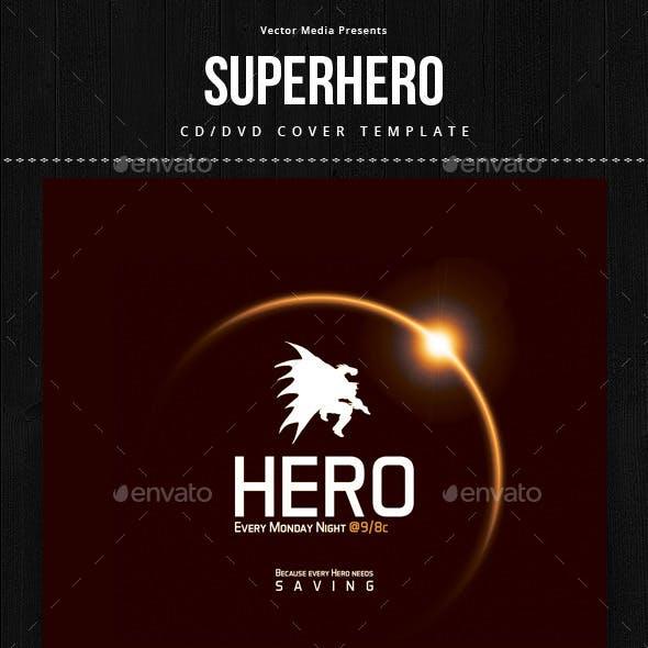 Superhero - Cd Cover