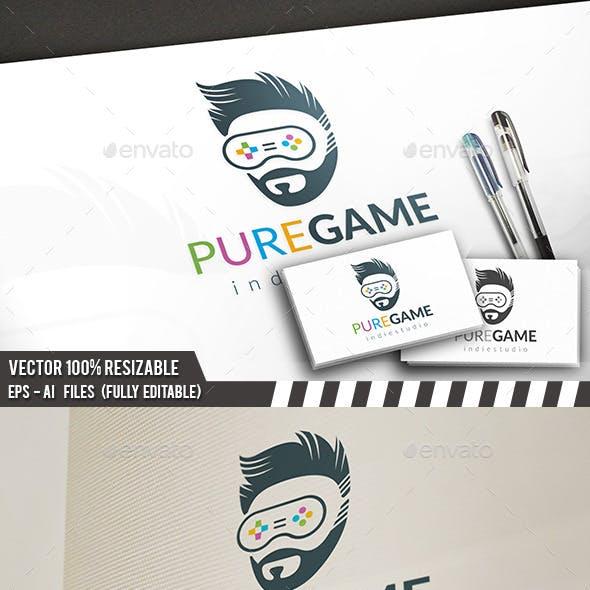 Geek Gamer Logo