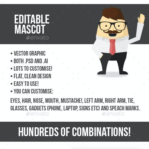 Customizable Mascot