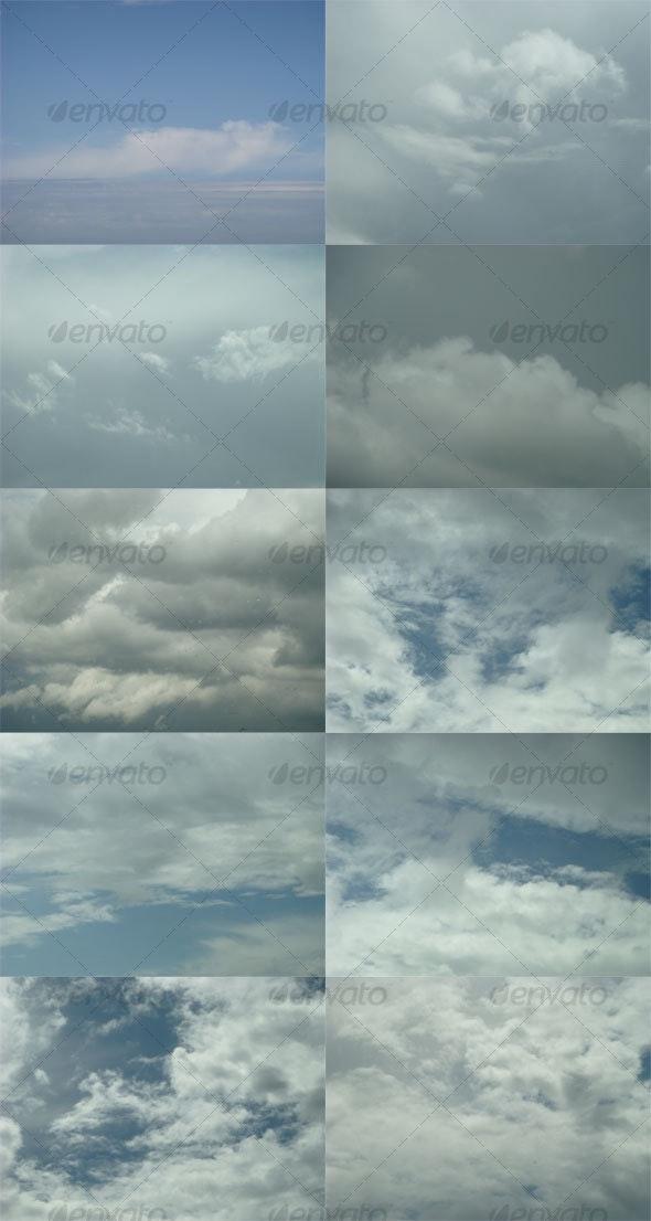 Clouds 2 - Miscellaneous Textures