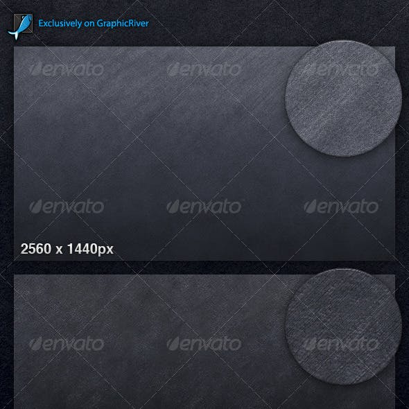 3 Digitally Painted Concrete Textures
