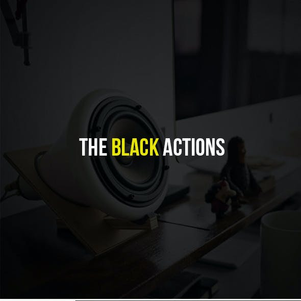The Black Actions
