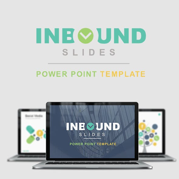 Inbound slides Powerpoint Template