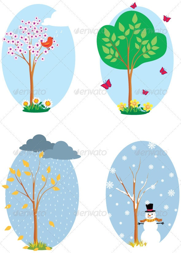 Seasons - Miscellaneous Seasons/Holidays
