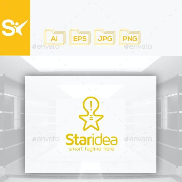 Star Idea Logo