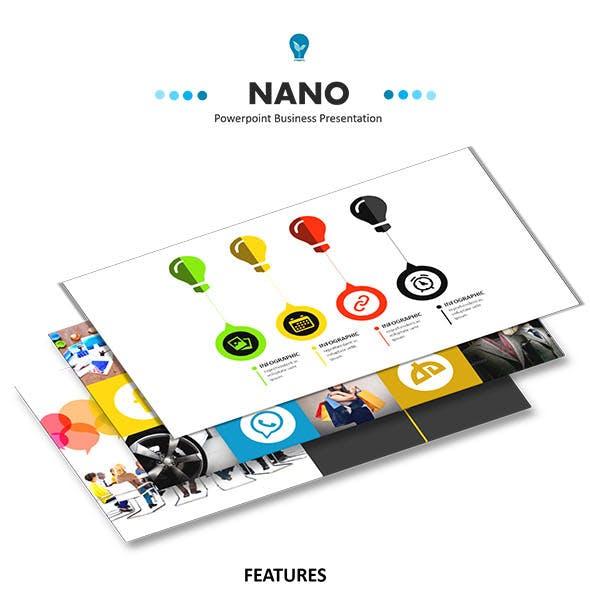 NANO - Powerpoint Business Presentation