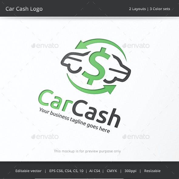 Car Cash Logo