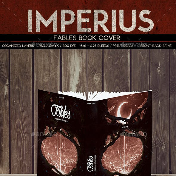 Fables Book Cover