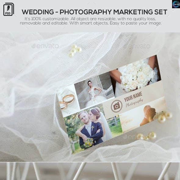 Wedding-Photography Marketing Set