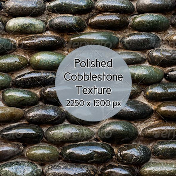 Polished Cobblestone Texture