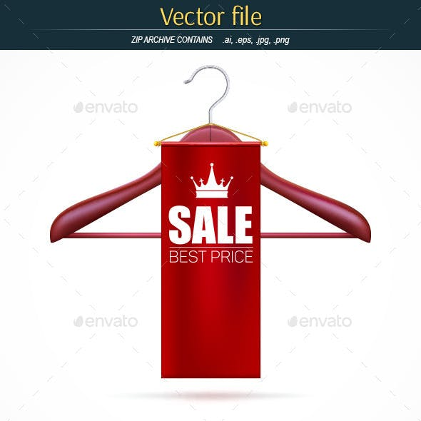 Sales Advertising Banner