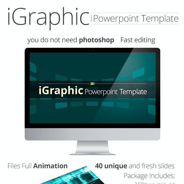 Igraphic Powerpoint Template