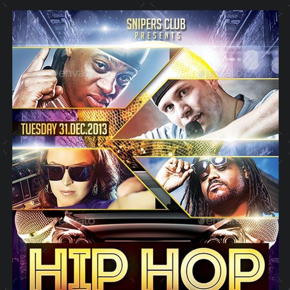 Hip Hop Battle Night