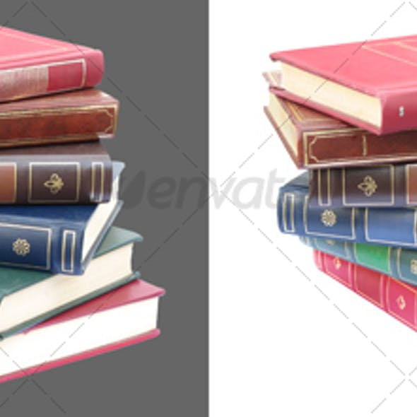 Book Pile #2