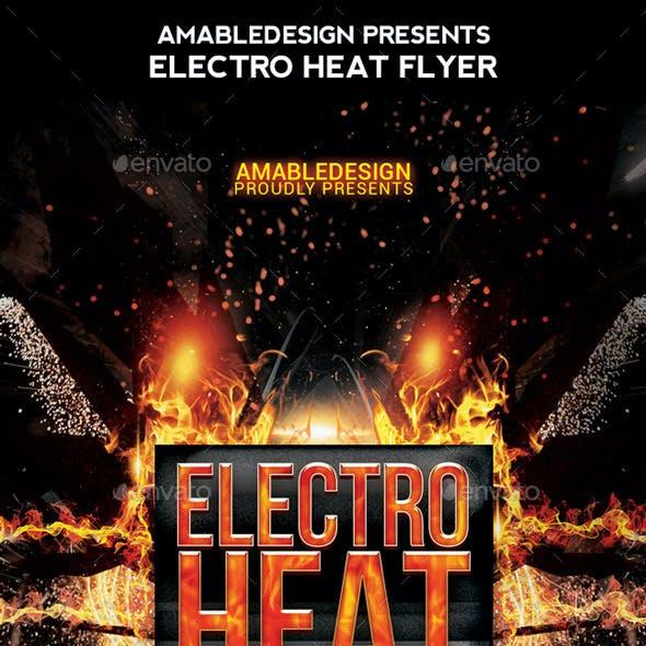 Electro Heat Flyer