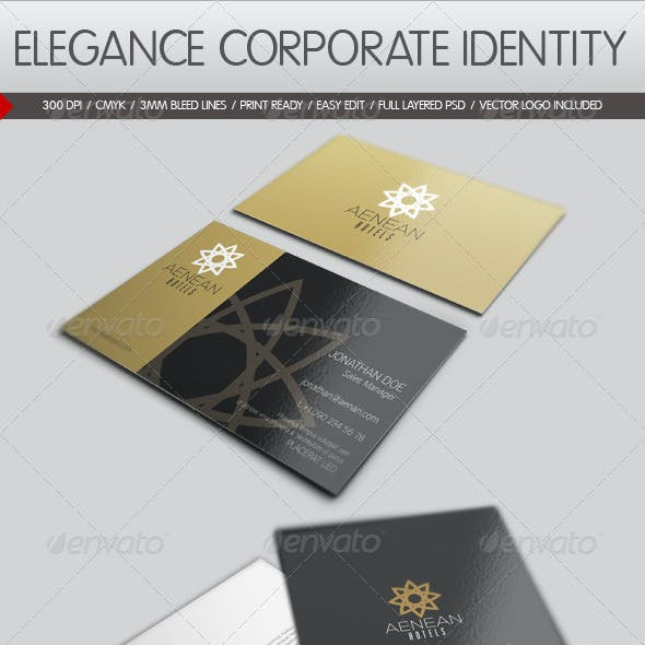 Elegance Corporate Identity