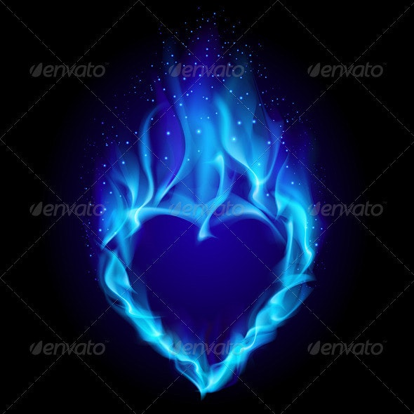 Heart in Blue Fire - Miscellaneous Characters