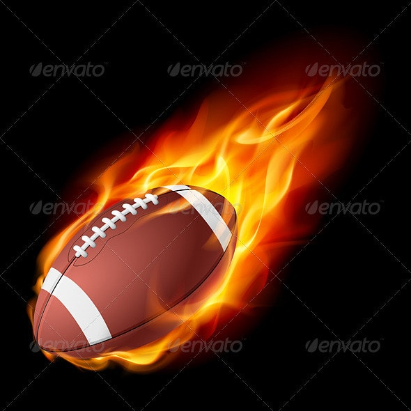 Realistic American Football in the Fire - Miscellaneous Characters